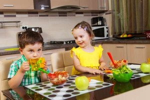 Tips To Make Healthy Meals For Kids A Hit