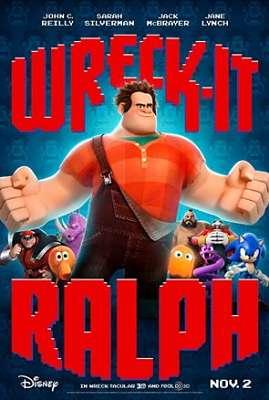 Best family films Wreck It Ralph