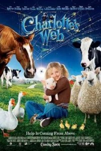 good family movie charlottes web