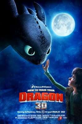 good family movies how to train your dragon