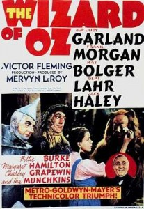 kids movies The Wizard of Oz