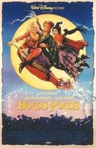 movie for children Hocus Pocus