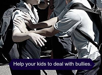 preventing bullying and help your kids with bullies